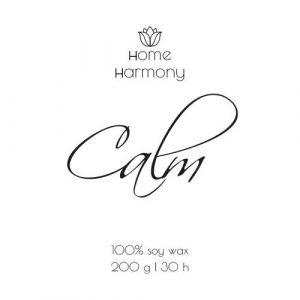 Свеча «Calm», 200 мл