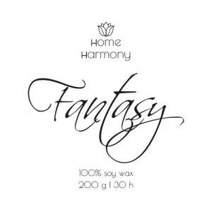 Свеча «Fantasy», 200 мл