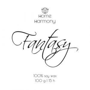 Свеча «Fantasy», 100 мл