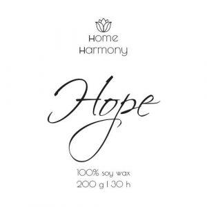 Свеча «Hope», 200 мл