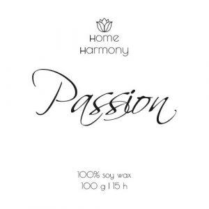 Свеча «Passion», 100 мл